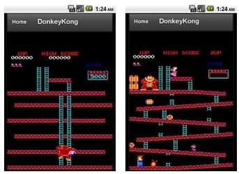 Descargar donkey kong jr. Juego portable y gratuito.